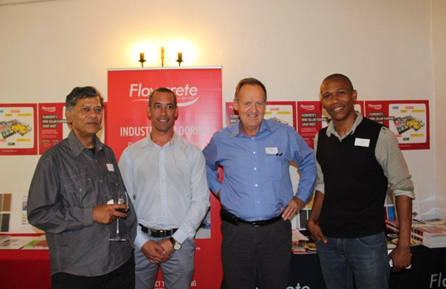 Flowcrete South Africa Sponsors Winelands BEP Year End Event