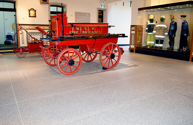 Historical Fire Station Refurbishes for the Future