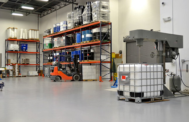 Industrial Flooring Problems Part 1- Outgassing