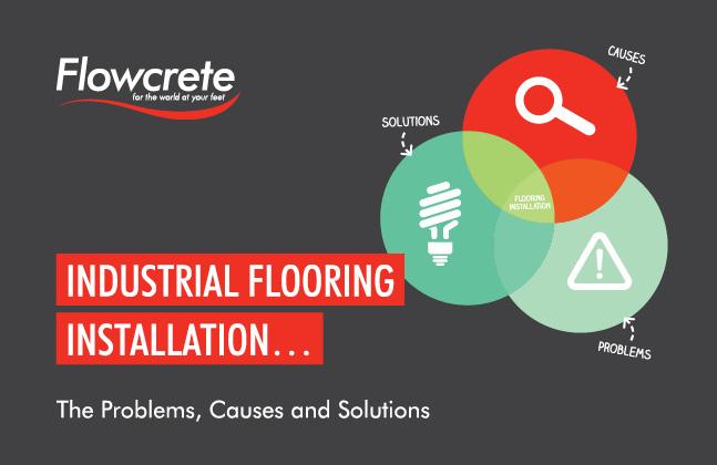 Industrial Flooring Problems Part 3: Amine Blush