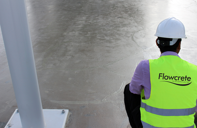 Mall of the Emirates Evolves with Flowcrete Floors