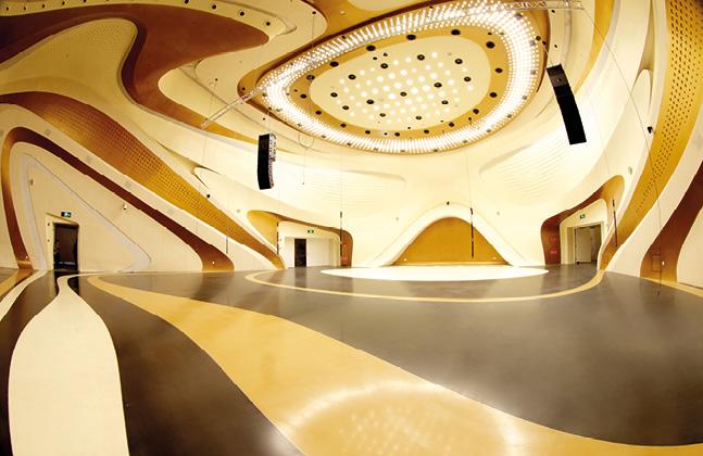 Flowcrete Asia Covers Commercial Flooring at Archidex 2015