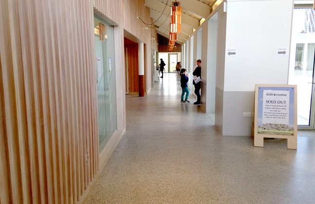 Home Scottish Design Awards Flowcrete UK Presents Resin Floors To Scotlands Public Sector Procurement Experts