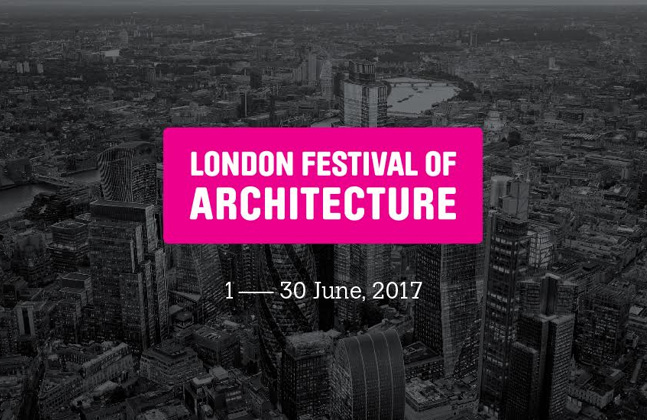 London's Festival of Architecture Returns