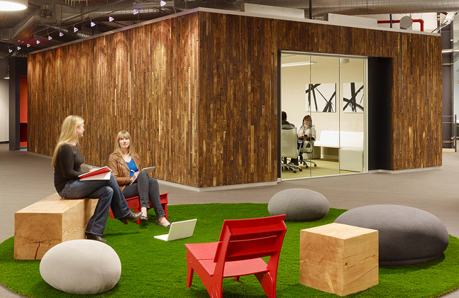 Three Innovative Office Designs