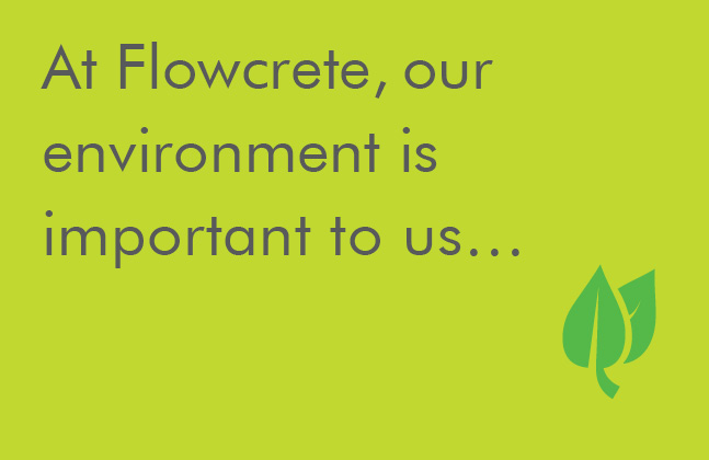 A-Z of Flooring – E is for Environment