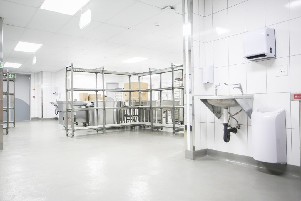 Is Your Hospital Kitchen Floor Up to the Task? | All Things Flooring
