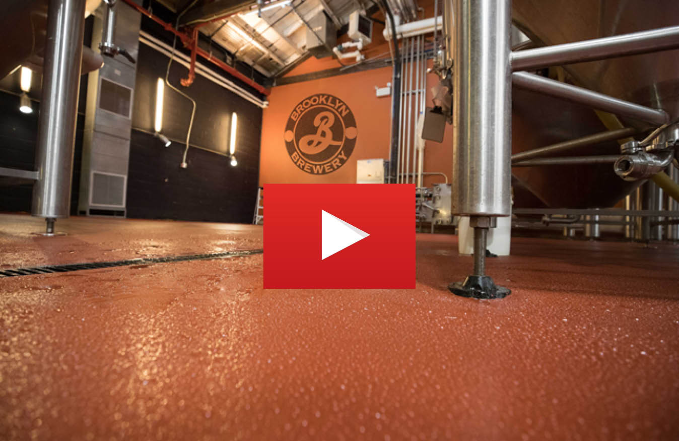 Watch as Brooklyn Brewery is Brought to Life!