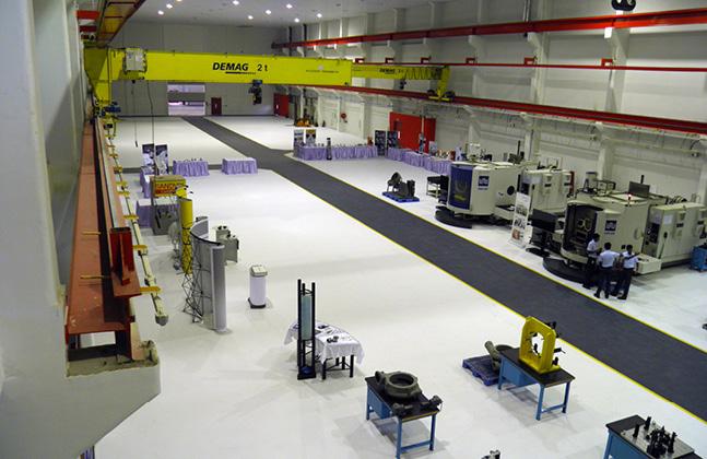 Choosing and Maintaining Environmental Industrial Flooring2