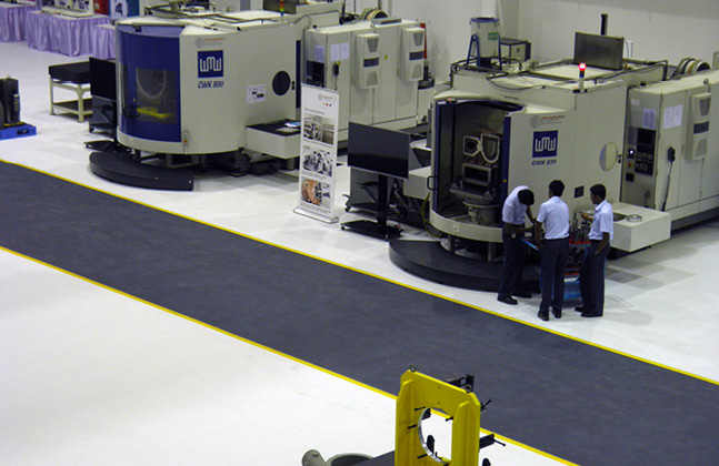 Choosing and Maintaining Environmental Industrial Flooring3