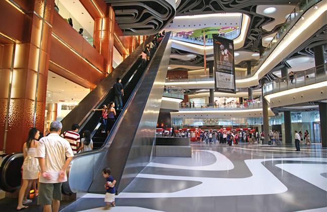 Architecture and Eccentricity in Singapore2