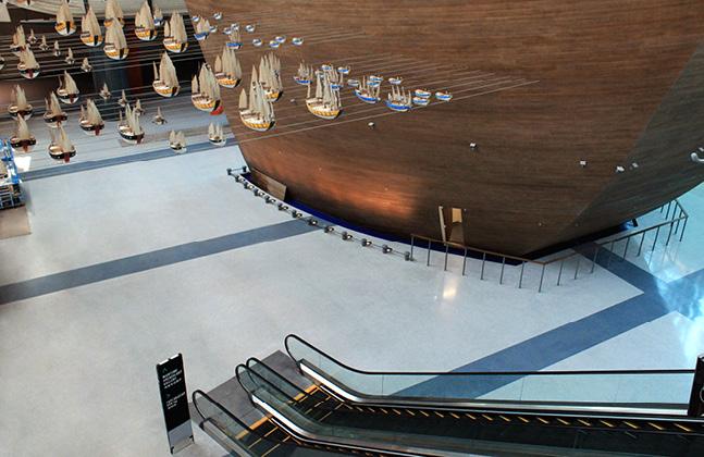 Architecture and Eccentricity in Singapore3