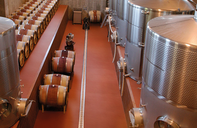 Wine Cellars from 1700 BC to Today3