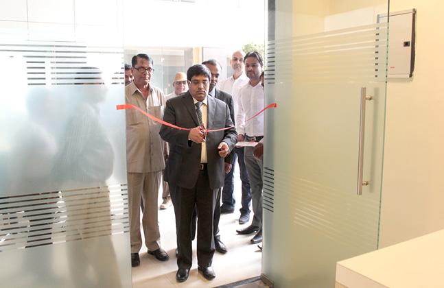Flowcrete in Delhi Delight as Third Indian Office Opens 022