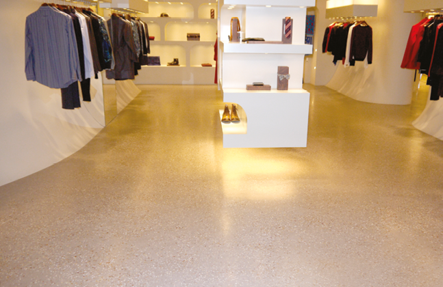 Flowcrete Launches Mondeco Crystal At Totally Concrete4
