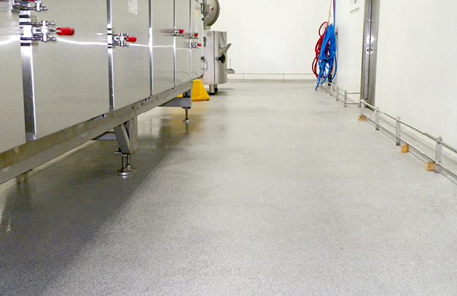 Cream of the Crop Flooring for Mariposa Dairy's Expansion