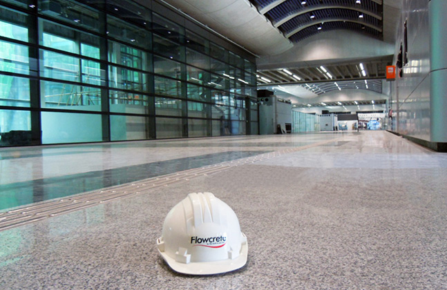 Flowcrete Floors The Gateway To The East2