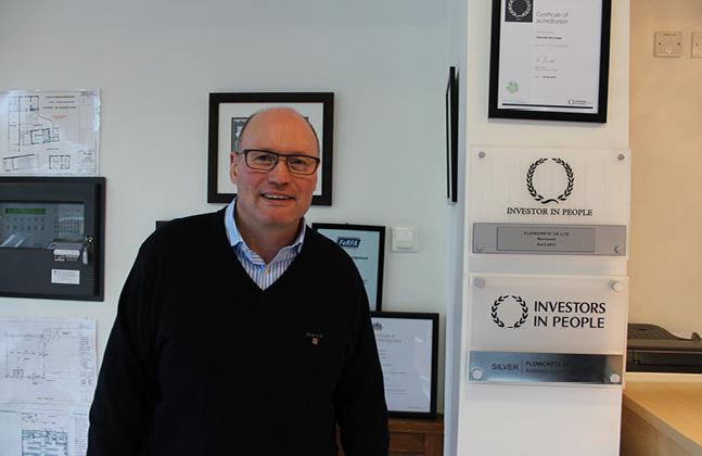 Flowcrete UK Achieves Silver Standard for Staff Investment