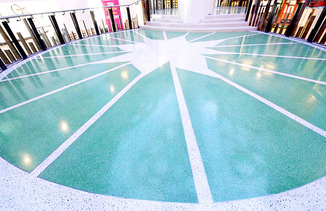 Why Terrazzo Floors are Still Bursting Back on the Interior Design ...