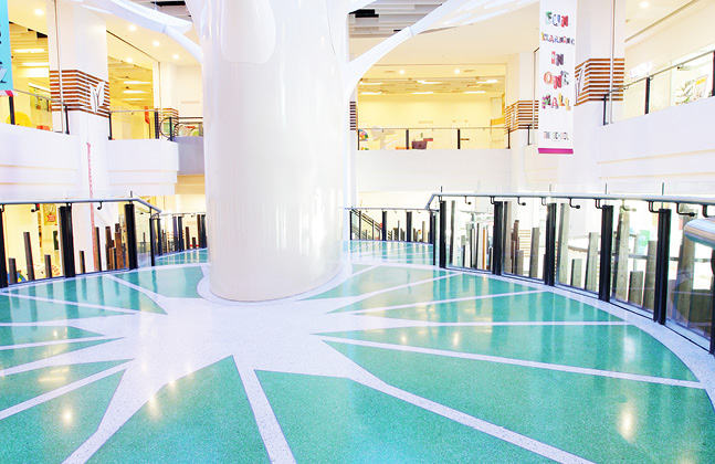 Why Terrazzo Floors Are Still Bursting Back On The Interior
