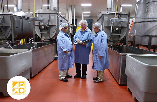 A-Z of Flooring – H is for HACCP 2