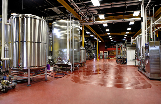 Brewery Flooring Tips for International Beer Day2