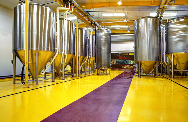 Brewery Flooring Tips for International Beer Day3