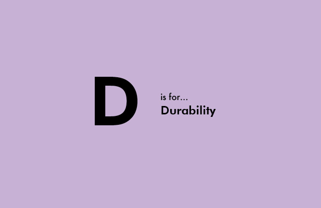 The A-Z of Flooring – 'D' is for Durability!