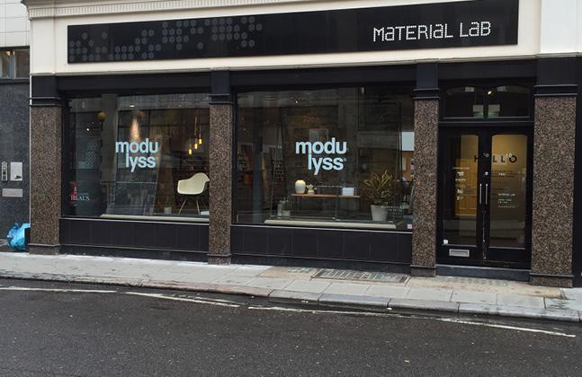 Explore Flowcrete Floors at London Design Studio Material Lab