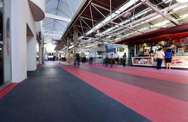 MMA Fast Cure Flooring