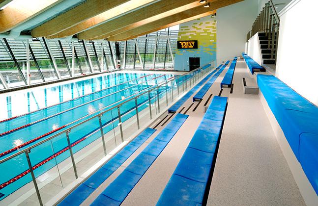 Leisure Facility Flooring