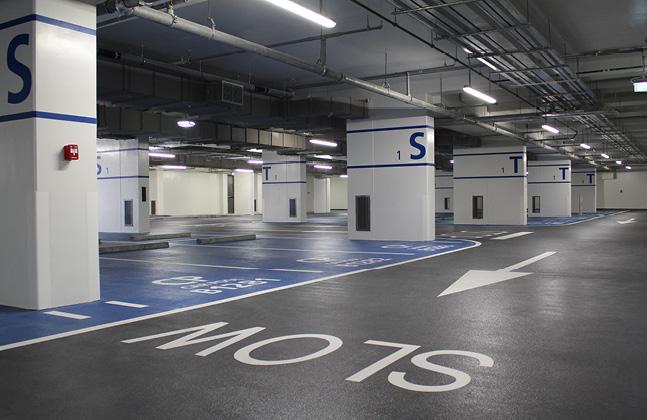Flowcrete Australia Managing Director Set To Host Car Park