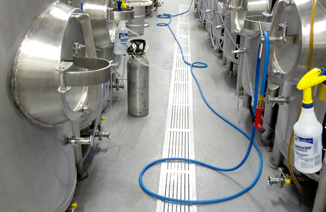 Flowcrete Brews Flooring Brilliance for Brassneck Brewery4