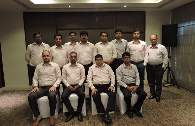 Flowcrete India Celebrates Successful FY16 and Looks Forward to FY17!2