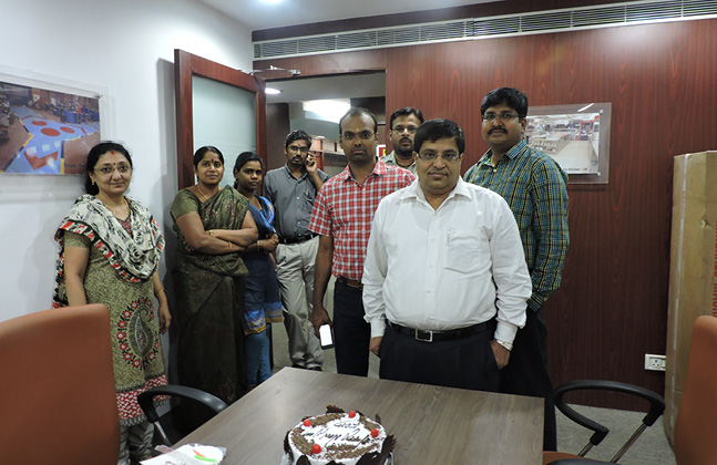 Flowcrete India Continues to Expand After Excellent 2014