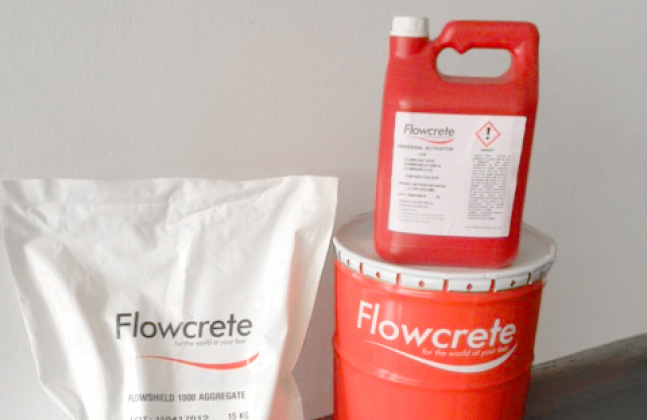 Flowcrete Launches Reformulated Industrial Flooring Range