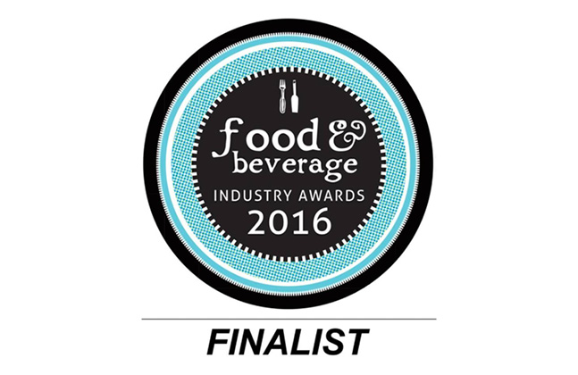 Flowfresh Sealer is a 2016 Food & Beverage Industry Awards Finalist!