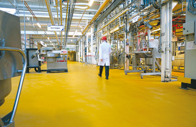 Food Factory Hygiene: Meeting the Standards