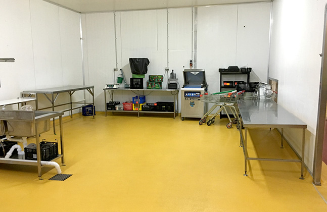 Food Safe Flooring Innovations at Foodtech QLD 2016!3