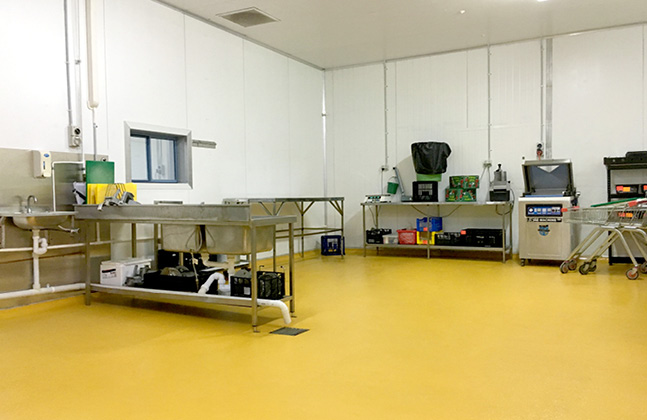 Food Safe Flooring Innovations at Foodtech QLD 2016!4
