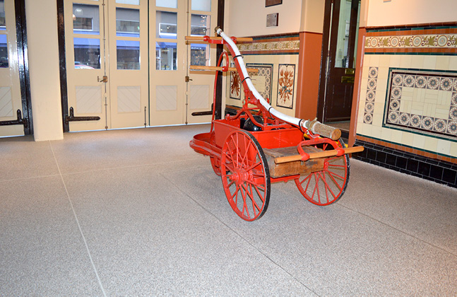 Historical Fire Station Refurbishes for the Future2