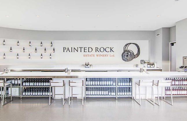 Hitting The Right Notes at Painted Rock Estate Winery in Okanagan Valley, Canada