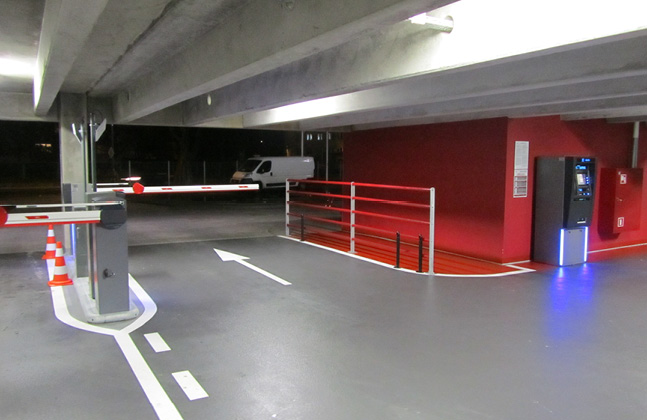Multi-storey Car Park Flooring Challenges