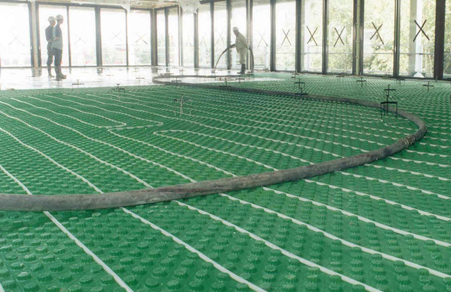The All New and Improved Green Floorzone Heads to Ecobuild 2015