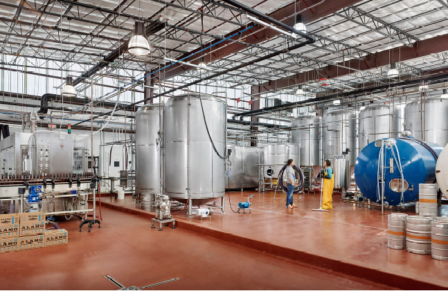 Visitors to BrewExpo America 2016 can Discover HACCP Flooring for Craft Breweries
