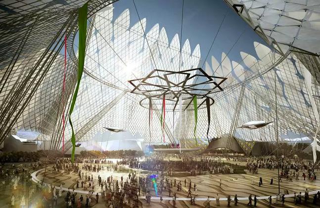 Celebrating Dubai's World Expo 2020 Victory2