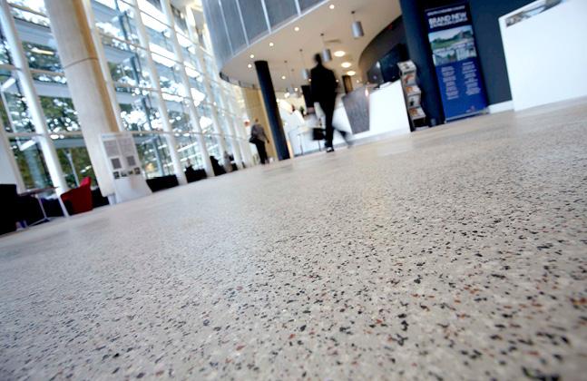 Educational Flooring Advice: Teaching Areas