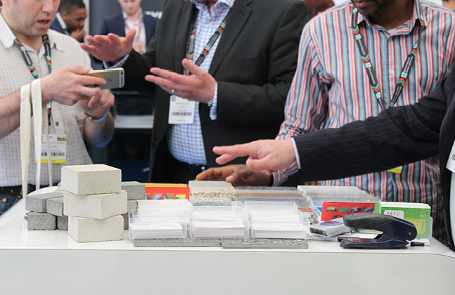 Find the Flooring Specification Solution at Construction Expo