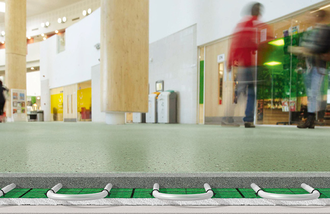 Find the Flowcrete Floor for You at Ecobuild 2017