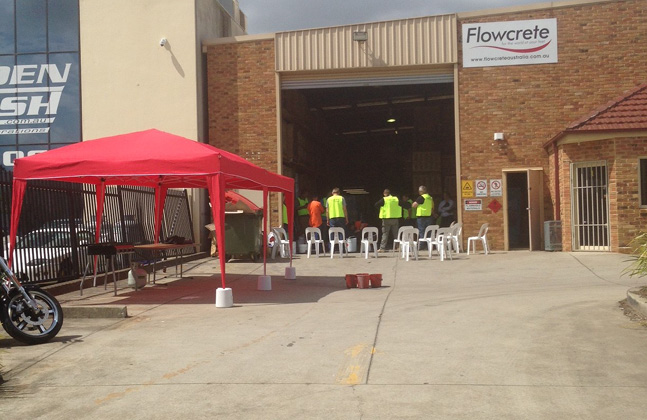 First Round of Flowfast Training Days Comes to a Close